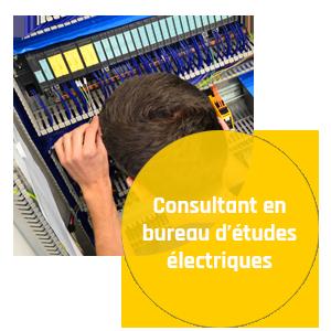 Consultant en électricité